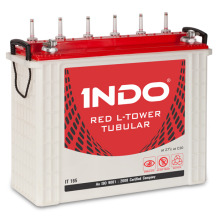 Indo Red L Tower Tubular